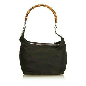 AUTHENTIC Vintage Gucci bamboo bag